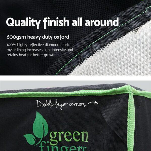 Green Fingers 150cm Hydroponic Grow Tent